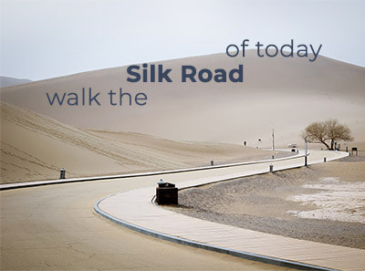 comm42 walk the silk road of today